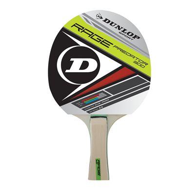 Dunlop Rage Predator Table Tennis Bat