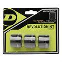 Dunlop Revolution NT Overgrip - Pack of 3 - Black