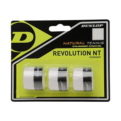 Dunlop Revolution NT Overgrip - Pack of 3