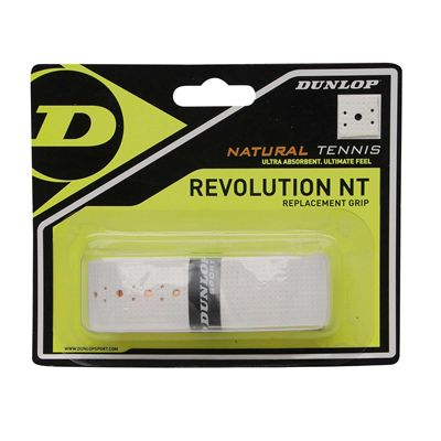 Dunlop Revolution NT Replacement Grip  - White