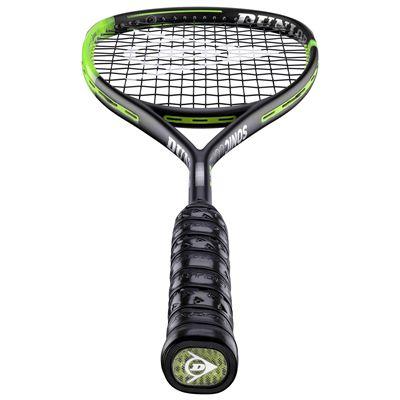 Dunlop Sonic Core Elite 135 Squash Racket Double Pack - Bottom