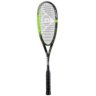 Dunlop Sonic Core Elite 135 Squash Racket Double Pack - Slant