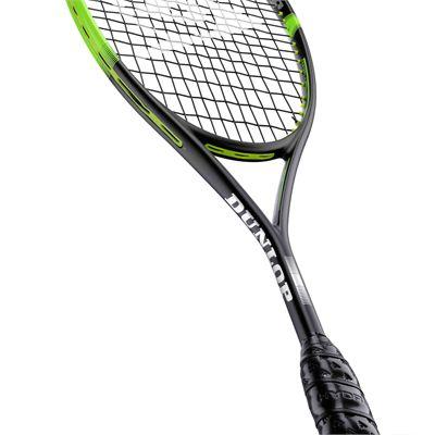 Dunlop Sonic Core Elite 135 Squash Racket Double Pack - Zoom4