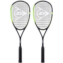 Dunlop Sonic Core Elite 135 Squash Racket Double Pack