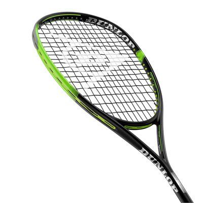 Dunlop Sonic Core Elite 135 Squash Racket - Angle
