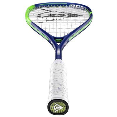 Dunlop Sonic Core Evolution 120 Squash Racket Double Pack - Bottom