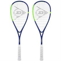 Dunlop Sonic Core Evolution 120 Squash Racket Double Pack