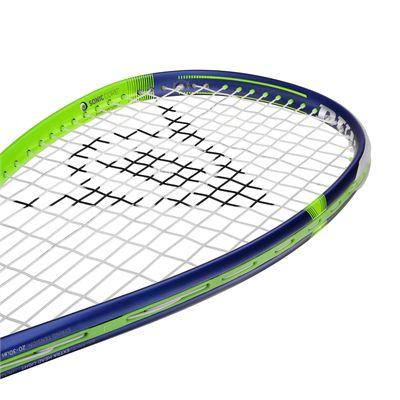 Dunlop Sonic Core Evolution 120 Squash Racket - Bottom - Zoom1