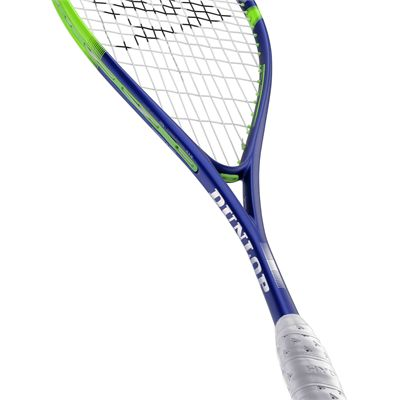 Dunlop Sonic Core Evolution 120 Squash Racket - Bottom - Zoom3