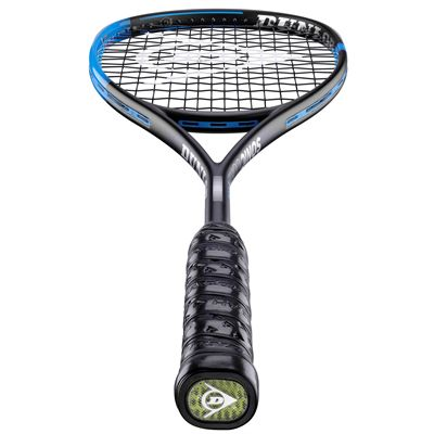 Dunlop Sonic Core Pro 130 Squash Racket Double Pack - Bottom