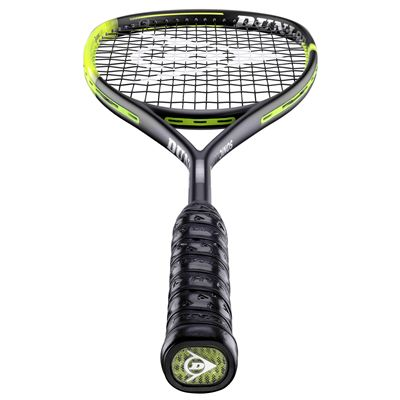 Dunlop Sonic Core Ultimate 132 Squash Racket Double Pack - Bottom