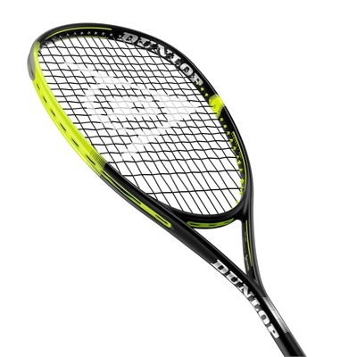Dunlop Sonic Core Ultimate 132 Squash Racket -  Angle