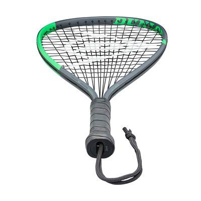 Dunlop Sonic Ti Racketball Racket - Bottom