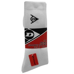 Dunlop Sport Socks - 3 Pack