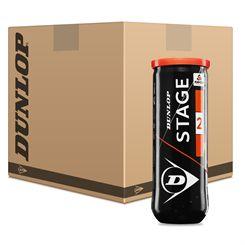 Dunlop Stage 2 Orange Mini Tennis Balls - 5 Dozen