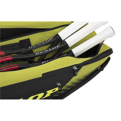 Dunlop SX Club 6 Racket Bag - Inside