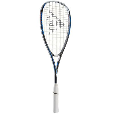 Dunlop Tempo Elite 3.0 Squash Racket Double Pack - Angle