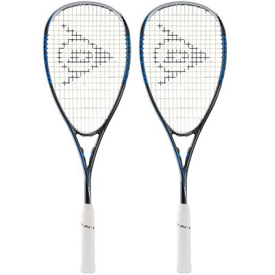 Dunlop Tempo Elite 3.0 Squash Racket Double Pack