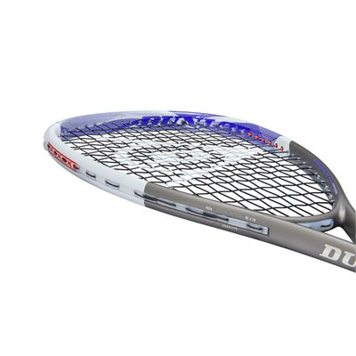 Dunlop Tempo Elite 5.0 Squash Racket - Angle
