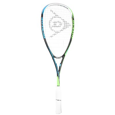 Dunlop Tempo Elite Squash Racket - Angled