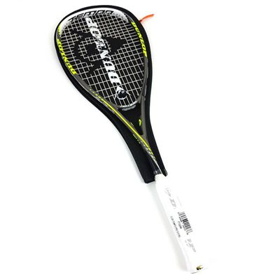 Dunlop Tempo Pro 3.0 Squash Racket Double Pack - Cover