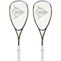 Dunlop Tempo Pro 3.0 Squash Racket Double Pack