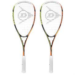 Dunlop Tempo Pro Squash Racket Double Pack