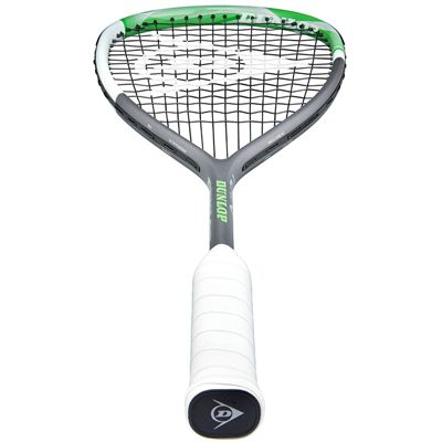 Dunlop Tempo Pro TD Squash Racket - Bot