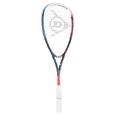 Dunlop Tempo Tour Squash Racket - Angled