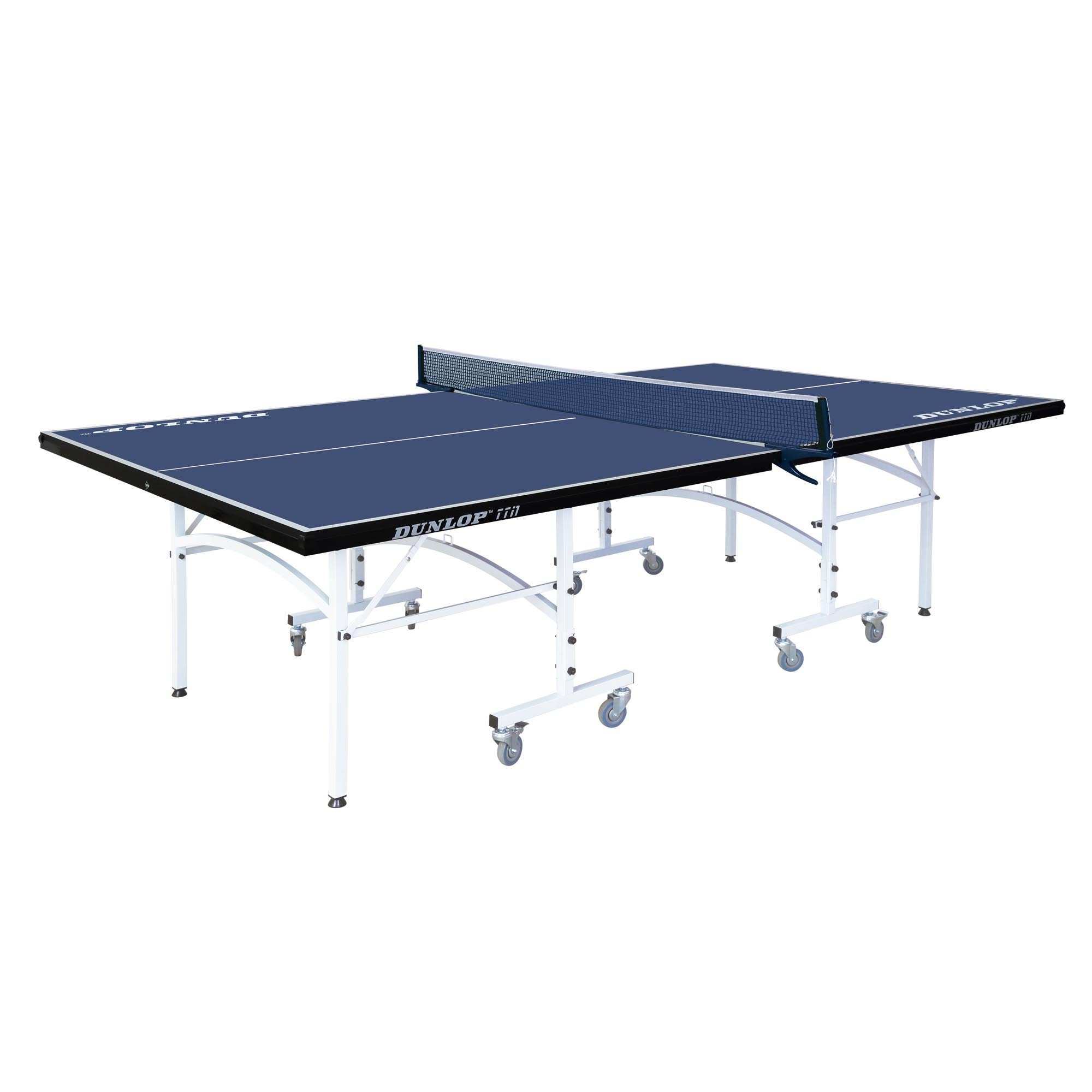 Dunlop TTi1 Indoor Table Tennis Table  Blue