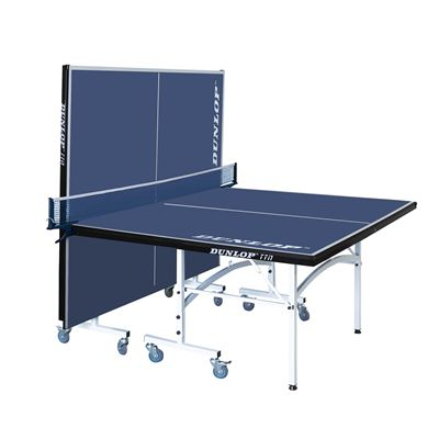 Dunlop TTi1 Indoor Table Tennis Table - Blue/Playback