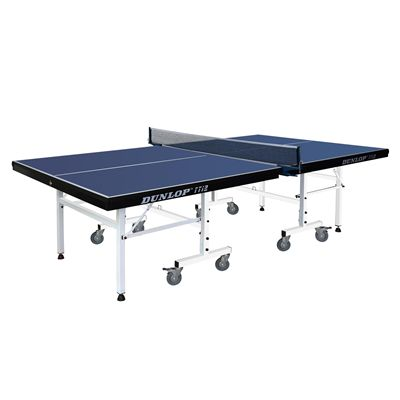 Dunlop TTi2 Indoor Table Tennis Table - Blue