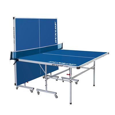 Dunlop TTo1 Outdoor Table Tennis Table - Blue/Playback