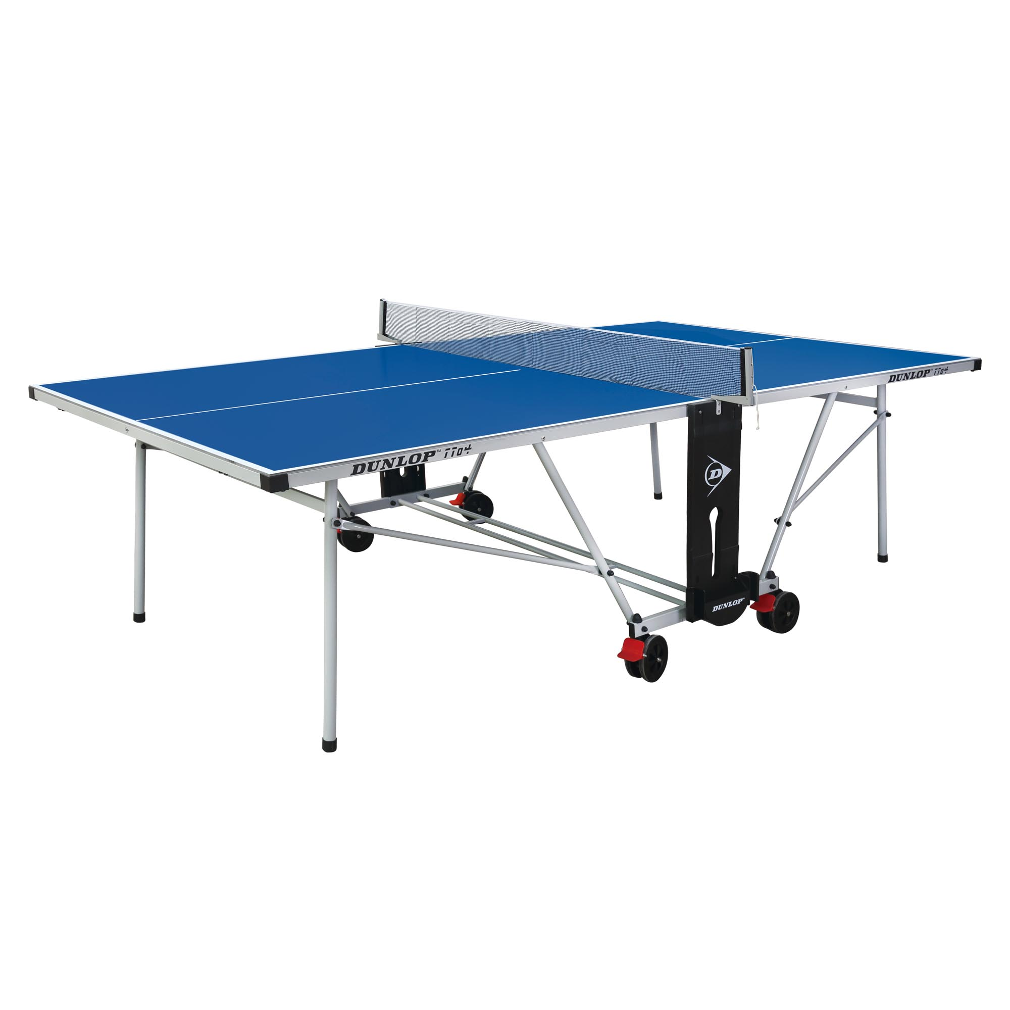 Dunlop TTo4 Outdoor Table Tennis Table  Blue