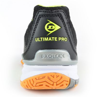 Dunlop Ultimate Pro Indoor Court Shoes - Back