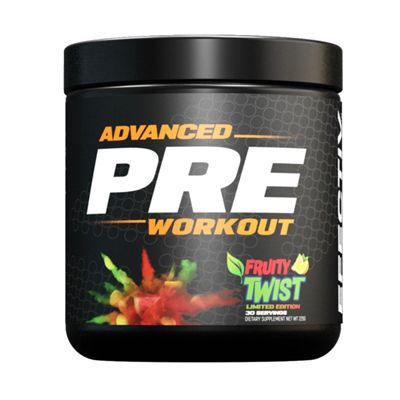 Efectiv Nutrition Advanced Pre-Workout 225g - fruity mainy