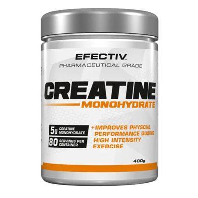 Efectiv Sports Nutrition 400g Creatine Monohydrate Powder