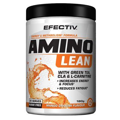 Efectiv Sports Nutrition Amino Lean 180g Shake - Mango