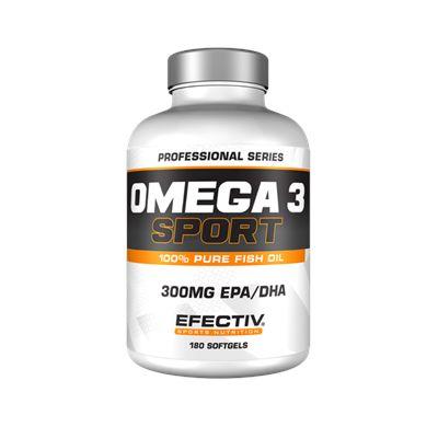 Efectiv Sports Nutrition Omega 3 Sport Caps - Pack of 180 - main