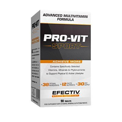 Efectiv Sports Nutrition Pro-Vit Sport Multivitamins - 90 Tablets - main