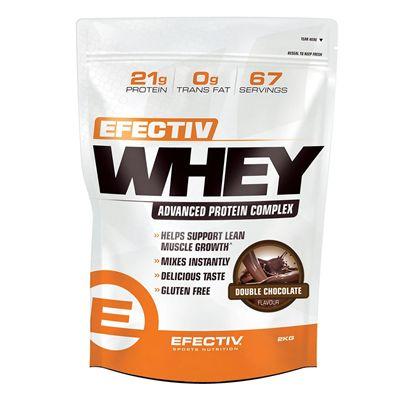 Efectiv Sports Nutrition Whey Protein 2kg - choco main
