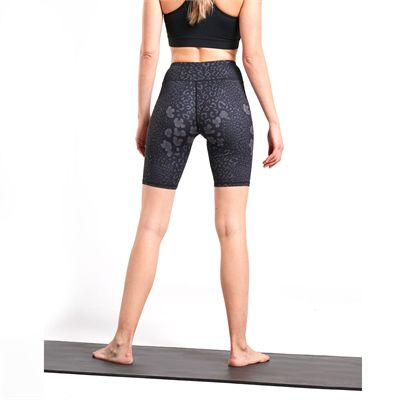 Elle Sport Cycling Shorts - Pack of 2 - Grey1