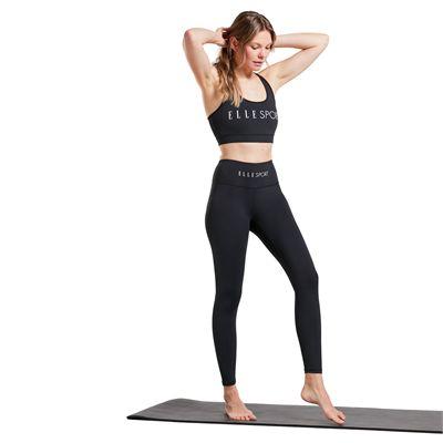 Elle Sport Tights - Pack of 2 - Black pos2