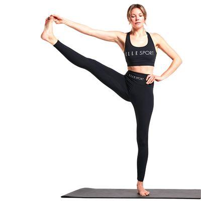 Elle Sport Tights - Pack of 2 - Black pos3