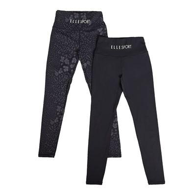Elle Sport Tights - Pack of 2