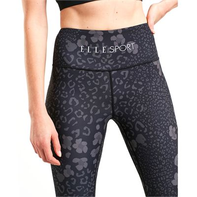 Elle Sport Tights - Pack of 2 Lifestyle - Flowers2