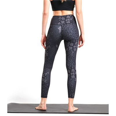 Elle Sport Tights - Pack of 2 Lifestyle - Flowers Back