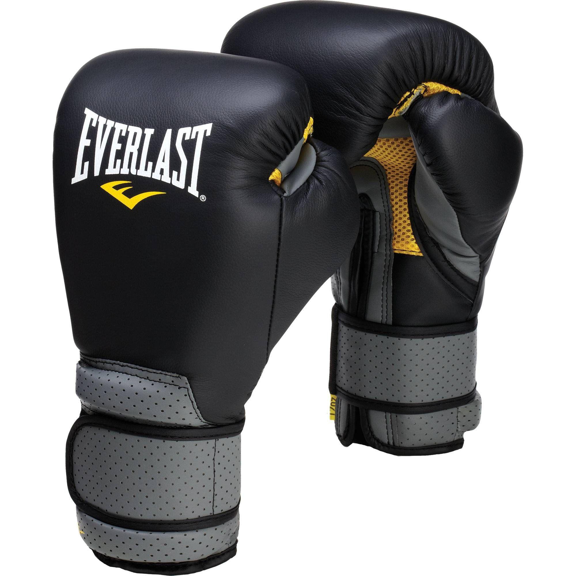 Shiv Naresh Teens Boxing Gloves 12oz: Everlast Ergofoam Training Gloves