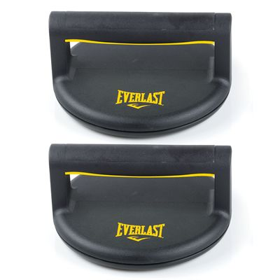 Everlast Supreme Swivel Rotating Push Up Stands