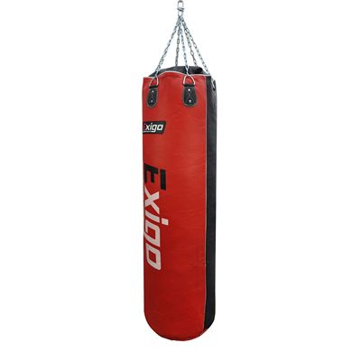 Exigo 5ft Leather Heavy Punch Bag